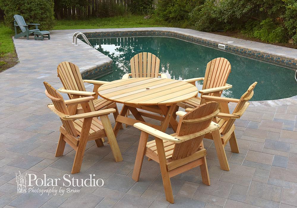 Bear Chair set