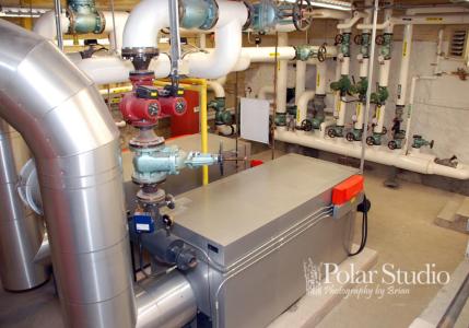 Mechanical Room Industrial